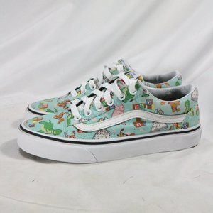 VANS Toy Story x Old Skool 'Andys Toys' Sneakers